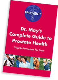 Dr. May's Complete Guide to Prostate Health